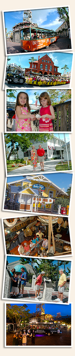 various key west attractions