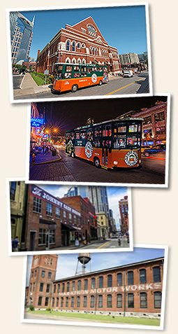 various nashville attractions